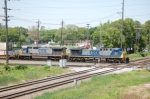 CSX 371 & 7598